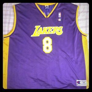 c57f6262151 Champion Jersey vintage #8 Kobe Bryant